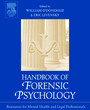 Handbook of Forensic Psychology - Resource for Mental Health and Legal Professionals
