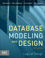 Database Modeling and Design - Logical Design