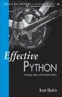 Effective Python - 59 Specific Ways to Write Better Python