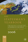 The Statesman's Yearbook 2006 - The Politics, Cultures and Economies of the World