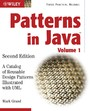 Patterns in Java - A Catalog of Reusable Design Patterns Illustrated with UML