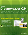 Dreamweaver CS4 Digital Classroom