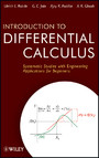 Introduction to Differential Calculus - Systematic Studies with Engineering Applications for Beginners