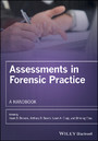Assessments in Forensic Practice - A Handbook