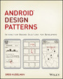 Android Design Patterns - Interaction Design Solutions for Developers