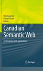Canadian Semantic Web - Technologies and Applications