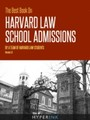 Best Book On Harvard Law School Admissions