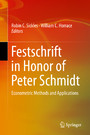 Festschrift in Honor of Peter Schmidt - Econometric Methods and Applications