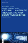 Natural Language Processing and Cognitive Science - Proceedings 2014