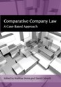 Comparative Company Law - A Case-Based Approach