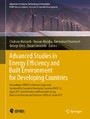 Advanced Studies in Energy Efficiency and Built Environment for Developing Countries - Proceedings of IEREK Conferences: Improving Sustainability Concept in Developing Countries (ISCDC-2), Egypt 2017 and Alternative and Renewable Energy Quest in Arch