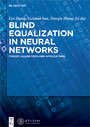 Blind Equalization in Neural Networks - Theory, Algorithms and Applications