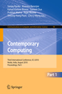 Contemporary Computing - Second International Conference, IC3 2010, Noida, India, August 9-11, 2010. Proceedings, Part I