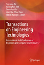 Transactions on Engineering Technologies - International MultiConference of Engineers and Computer Scientists 2017