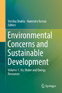 Environmental Concerns and Sustainable Development - Volume 1: Air, Water and Energy Resources