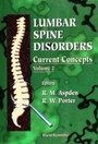 Lumbar Spine Disorders - Current Concepts, Vol 2