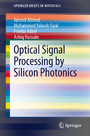 Optical Signal Processing by Silicon Photonics