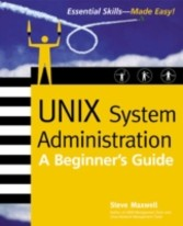 UNIX System Administration - A Beginner's Guide