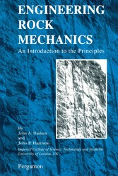 ENGINEERING ROCK MECHANICS - AN INTRODUCTION TO THE PRINCIPLES
