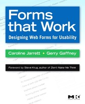 Forms that Work - Designing Web Forms for Usability