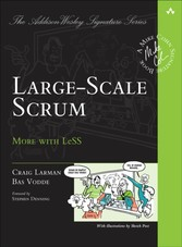 Large-Scale Scrum - More with LeSS