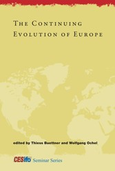 Continuing Evolution of Europe