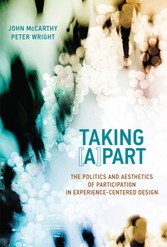 Taking [A]part - The Politics and Aesthetics of Participation in Experience-Centered Design