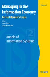 Managing in the Information Economy - Current Research Issues