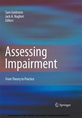 Assessing Impairment - From Theory to Practice