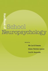 Handbook of School Neuropsychology,