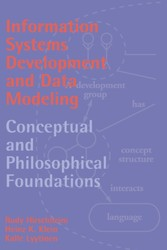 Information Systems Development and Data Modeling - Conceptual and Philosophical Foundations