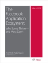 Facebook Application Ecosystem: Why Some Thrive--and Most Don't - Why Some Thrive--and Most Don't