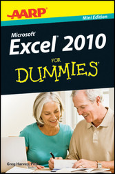 AARP Excel 2010 For Dummies,