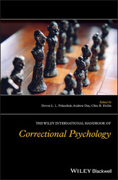 The Wiley International Handbook of Correctional Psychology,