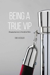 Being a True VIP - Managing Importance in Yourself and Others