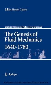 The Genesis of Fluid Mechanics 1640-1780