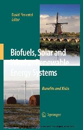 Biofuels, Solar and Wind as Renewable Energy Systems - Benefits and Risks