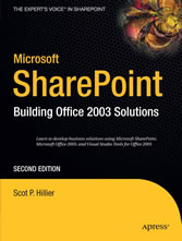 Microsoft SharePoint - Building Office 2003 Solutions