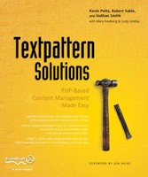 Textpattern Solutions - PHP-Based Content Management Made Easy