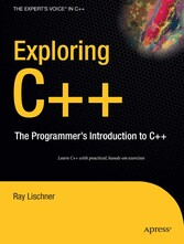 Exploring C++ - The Programmer's Introduction to C++