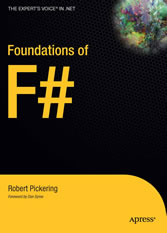 Foundations of F#
