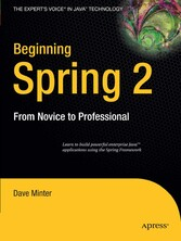 Beginning Spring 2 - From Novice to Professional
