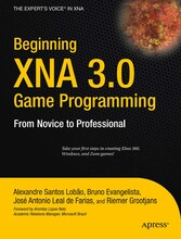 Beginning XNA 3.0 Game Programming - From Novice to Professional