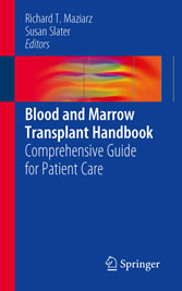 Blood and Marrow Transplant Handbook - Comprehensive Guide for Patient Care