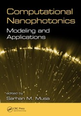 Computational Nanophotonics - Modeling and Applications