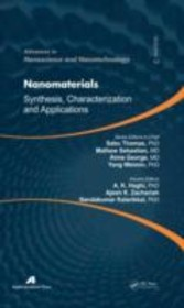 Nanomaterials - Synthesis, Characterization, and Applications