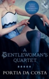 Gentlewoman's Quartet (Mills & Boon Spice) (Ladies' Sewing Circle - Book 1)