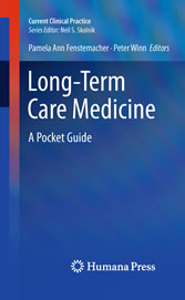 Long-Term Care Medicine - A Pocket Guide