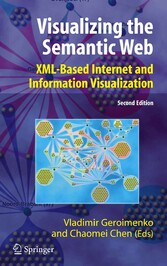 Visualizing the Semantic Web - XML-based Internet and Information Visualization
