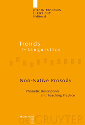 Non-Native Prosody - Phonetic Description and Teaching Practice